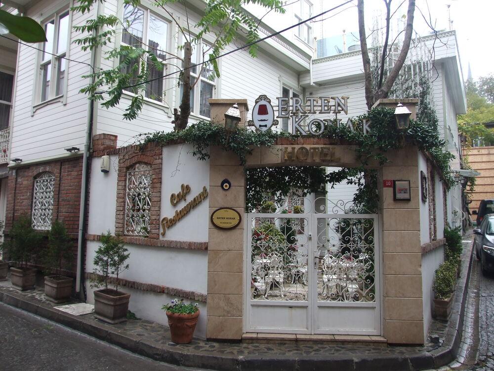 2- Istamboul / des hôtels très européens !
