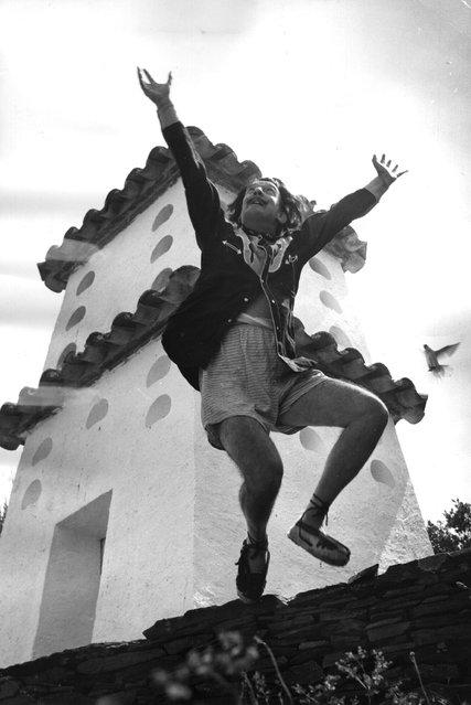 Photos Anciennes:  Salvador Dali