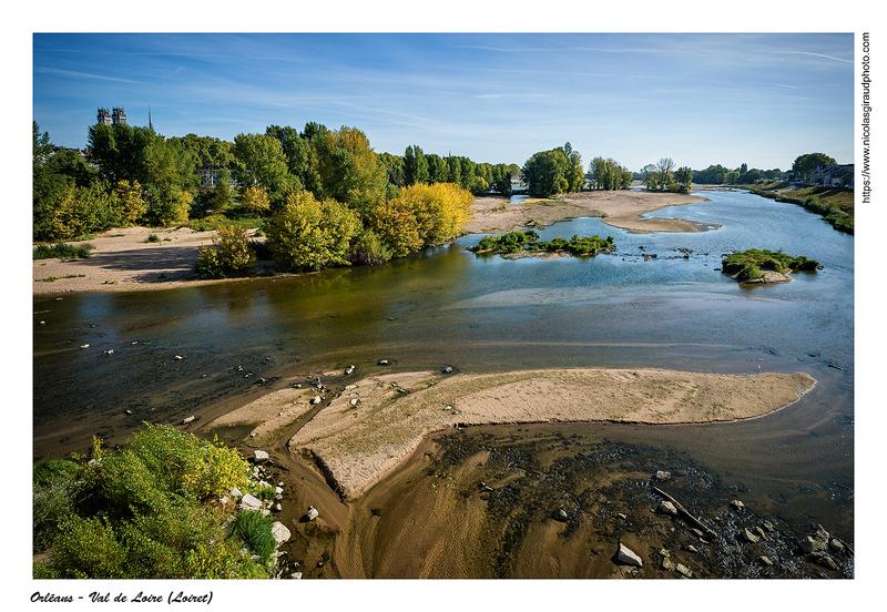 Orléans au coeur du Val de Loire