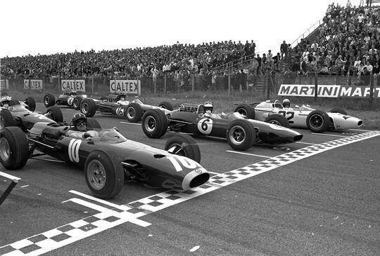 Jim Clark F1 (1964-1965)