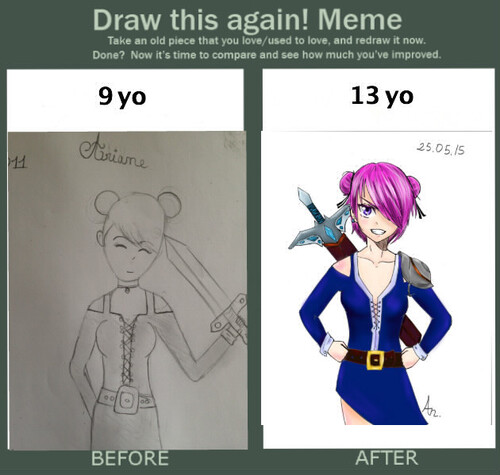 draw this again challenge !