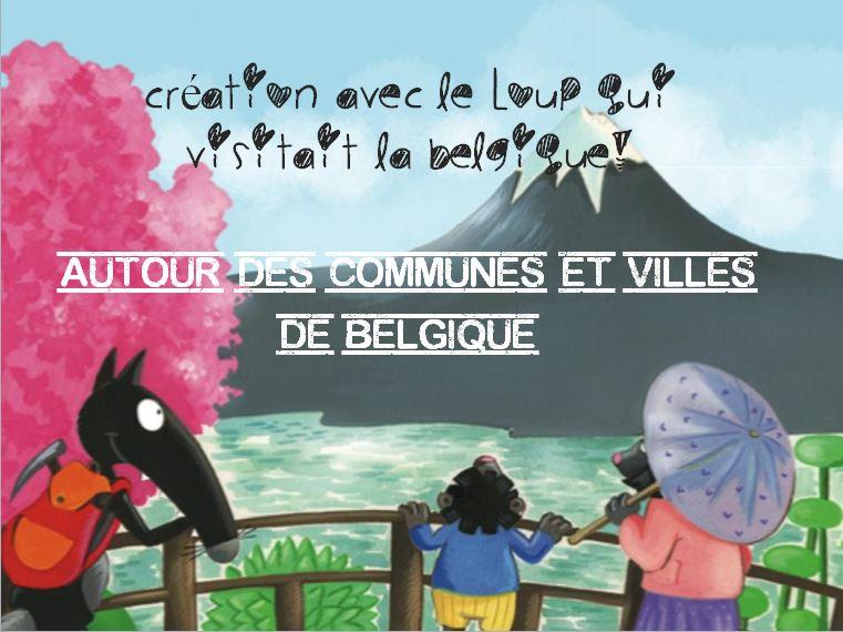 presentation loup belgique