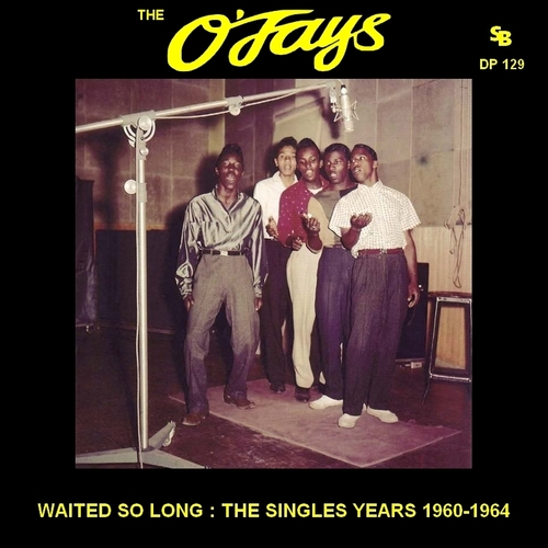 "The O'Jays : CD "" Waited So Long 1960-1964 "" SB Records DP 129 [ FR ]"