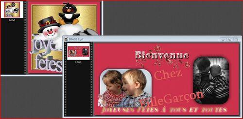 Tutoriel 27 Comment faire une création fenêtre ouvrante avec photofiltreV7