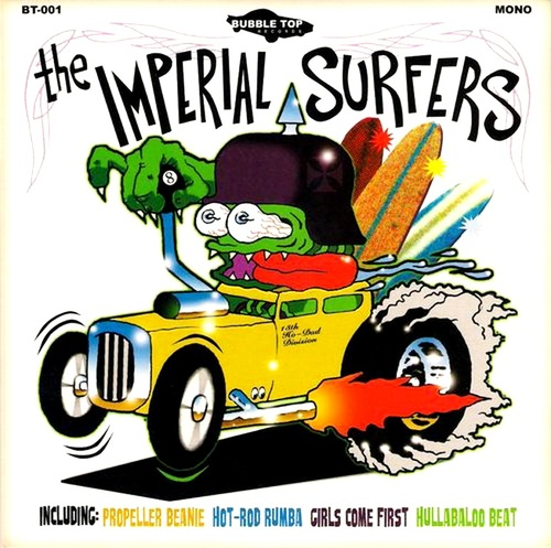 The Imperial Surfers - Hot-rod rumba