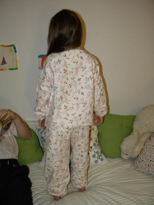Pyjama pilou porté 2