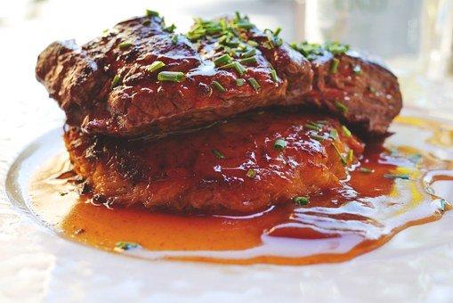 Steak, Viande, Manger, Boeuf, Repas