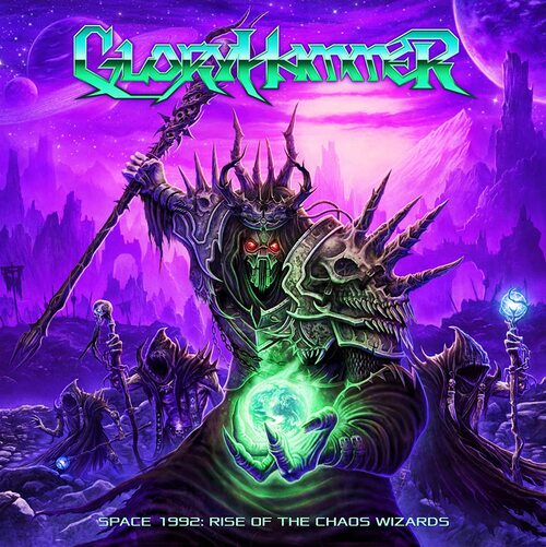 [TRADUCTION] SPACE 1992 : Rise of the Chaos Wizard - GloryHammer