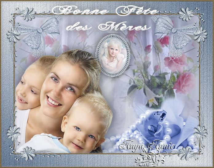 Bonne Fête des Mamans et en paus