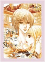 the sade love story manwah volume 1