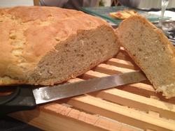 mon pain aux graines de lin