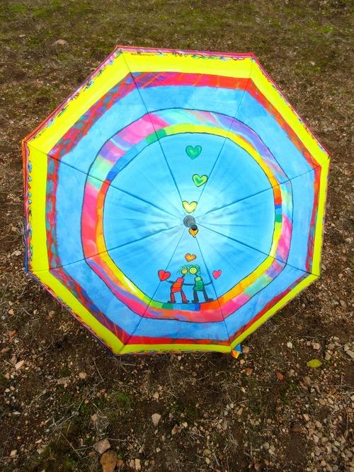 Parapluies nouveaux...