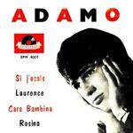 Bon anniversaire : Adamo
