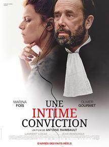 Au cinéma : Edmond  ;  et Une intime conviction