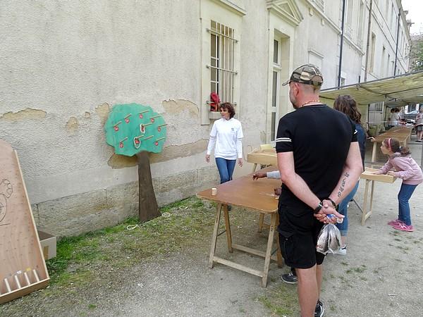 14 juillet 2016 à Châtillon sur Seine