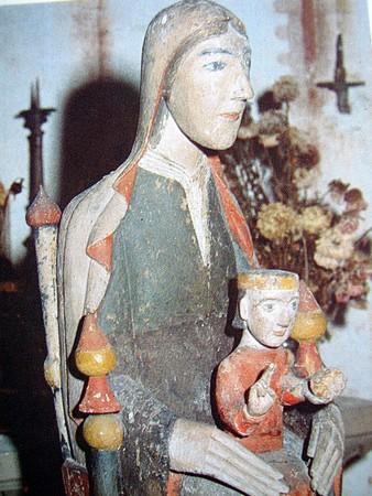 Agonges : Notre-Dame de la Ronde de Chazeuil