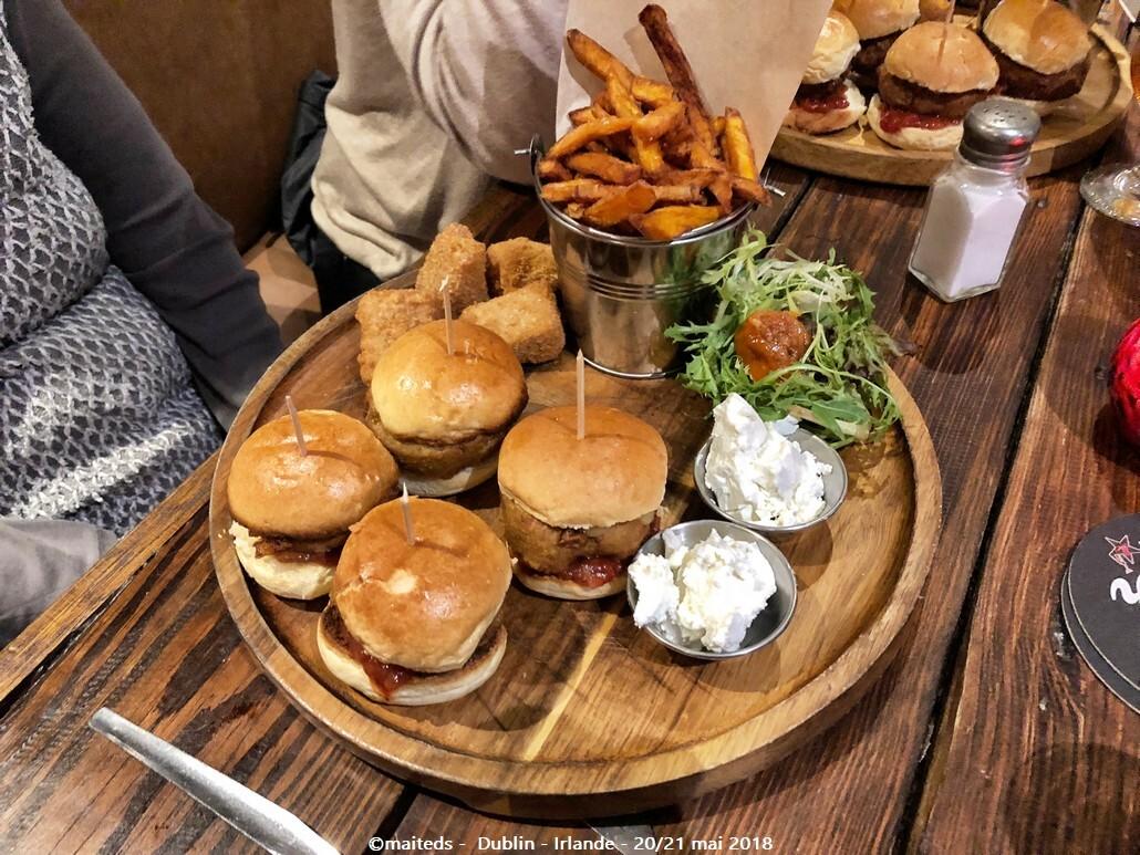 Dublin - Irlande (15 et fin) Nourriture du corps