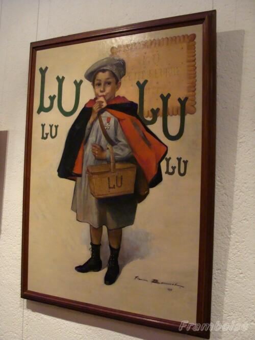Musée LU du Chateau de Goulaine
