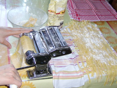 Blog de charlottopoire :Charlottopoire... mes petites créas..., Pâtes fraiches maison