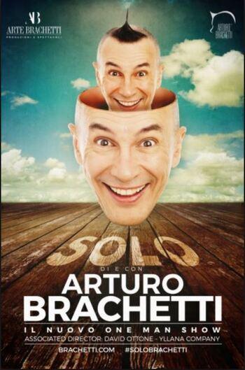 Arturo Brachetti au 13ème Art