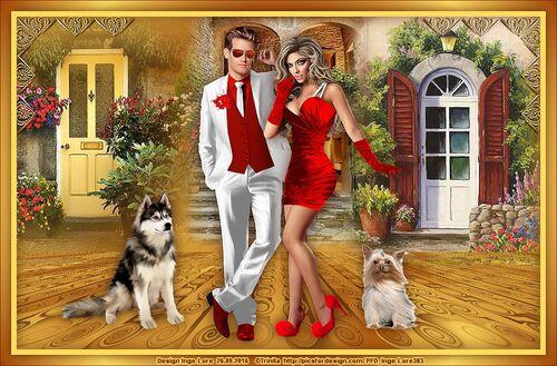 Amour Romantique Inge Lore