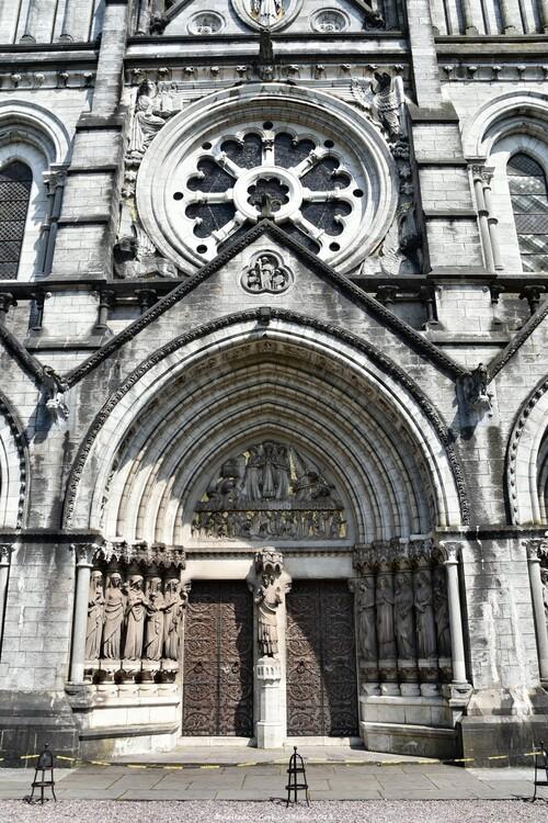 Cathédrale Saint-Finbarr de Cork - Irlande