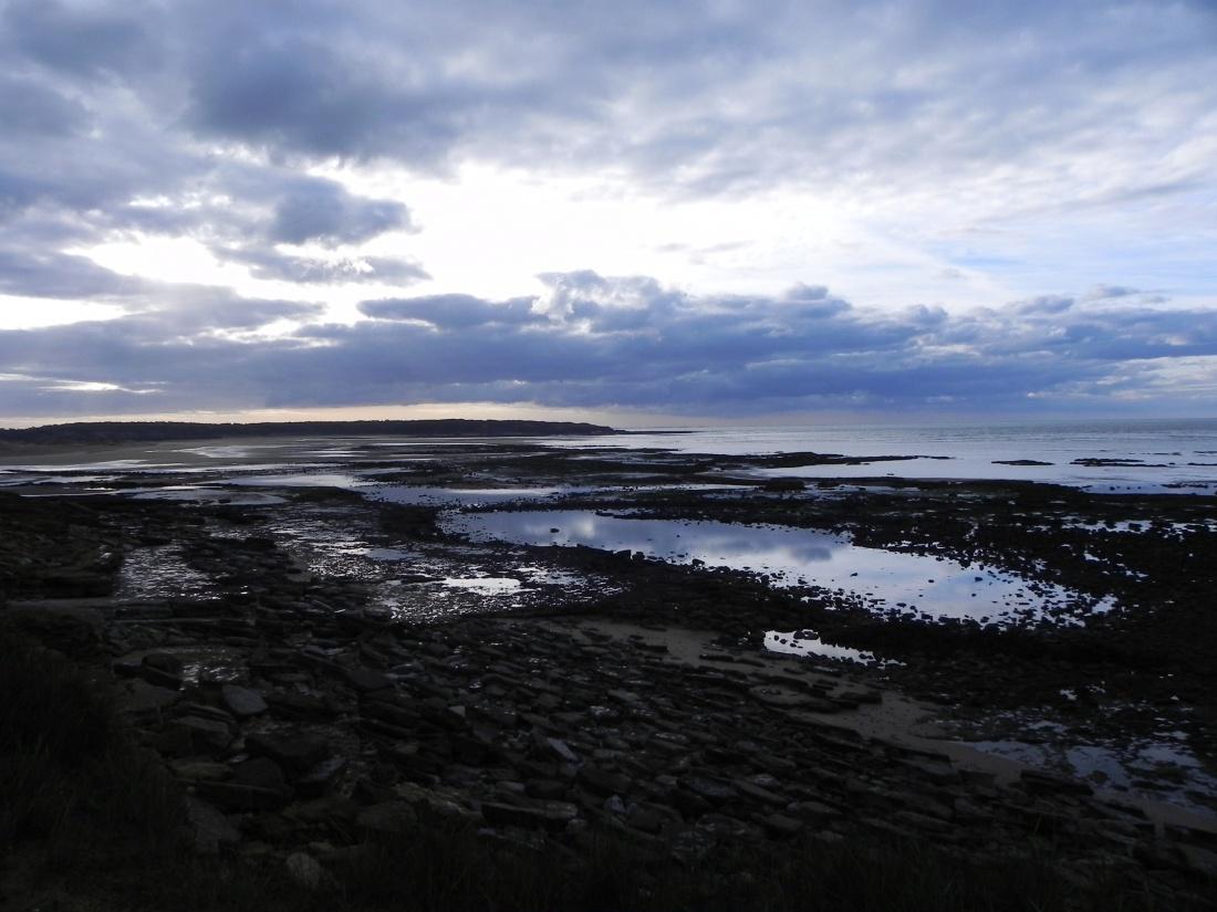 la plage de Veillon en Vendée