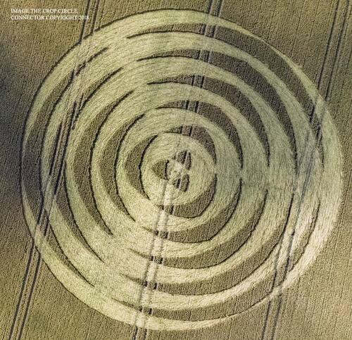 Crop circles 2018