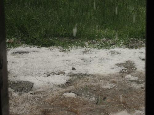 A quoi ressemble la saison des pluies à Addis ?...