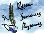 logo réseau semences paysannes