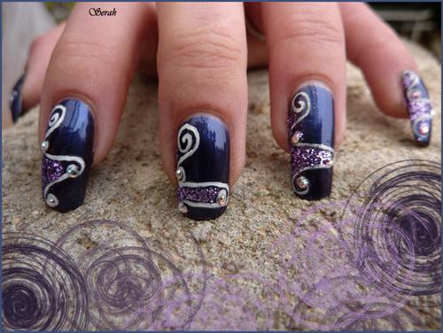 Spirales étoilées!