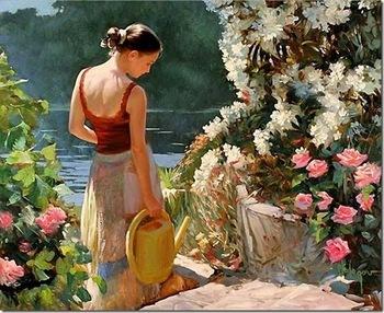 Des peintures pour fêter l'été