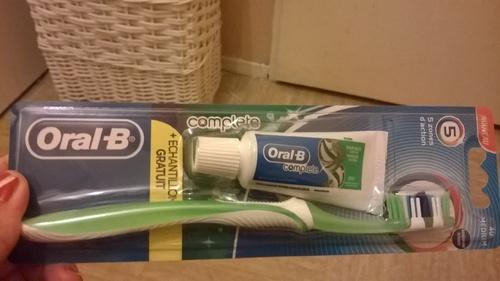 Brosse à dent Complète