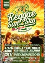 4 au 6.08.17 Pessace : 20ème édition du Festival Reggae Sun Ska