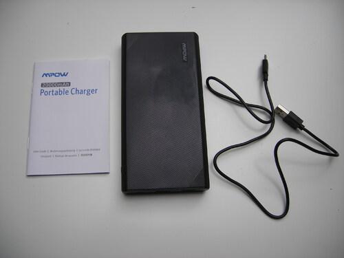 Batterie Externe 20000 mAh Mpow