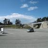 Départ du parking de la Contienda