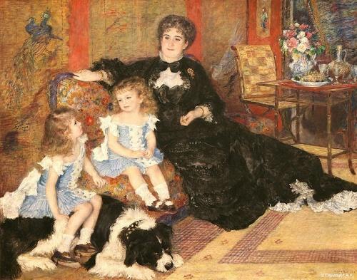 """""""Gabrielle, muse de Renoir"""", une passionnante conférence de Bernard Pharisien"""