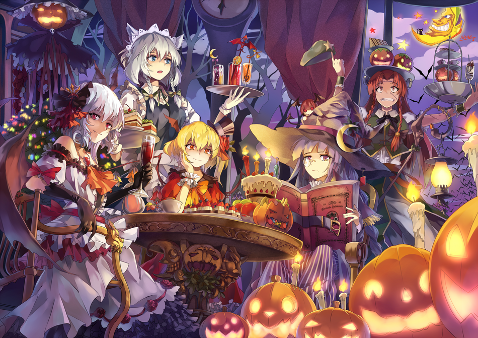 TOUHOU PROJECT Halloween