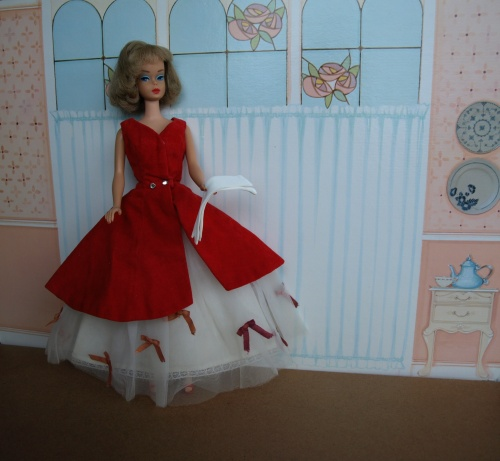 Barbie vintage : American Girl Sidepart - Benefit Performance