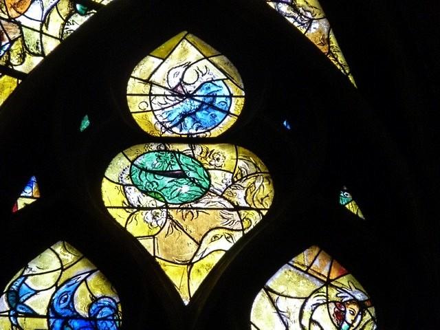 Chagal 16 Cathédrale de Metz 14 06 2010