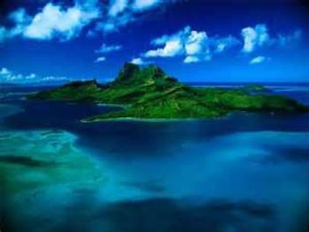 île déesert