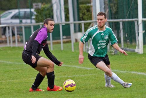 EFDE 1 - FC LA BALME NORD ISERE