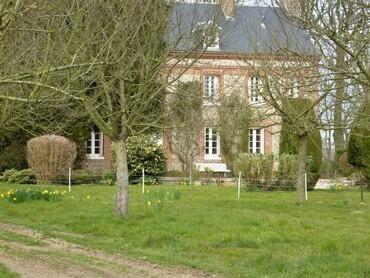 Ancretteville-sur-Mer - Manoir (XVIIIe s.)