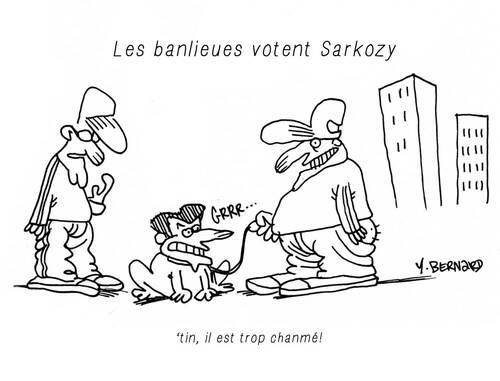 Banlieues...