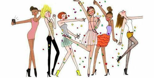 Soirée Girly avec Les Jolies nantaises le vendredi 2! avril au soir - Tharon Plage