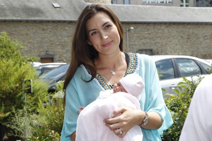 Sortie de la maternité