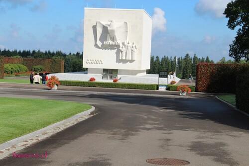 mémorial américain en neuville
