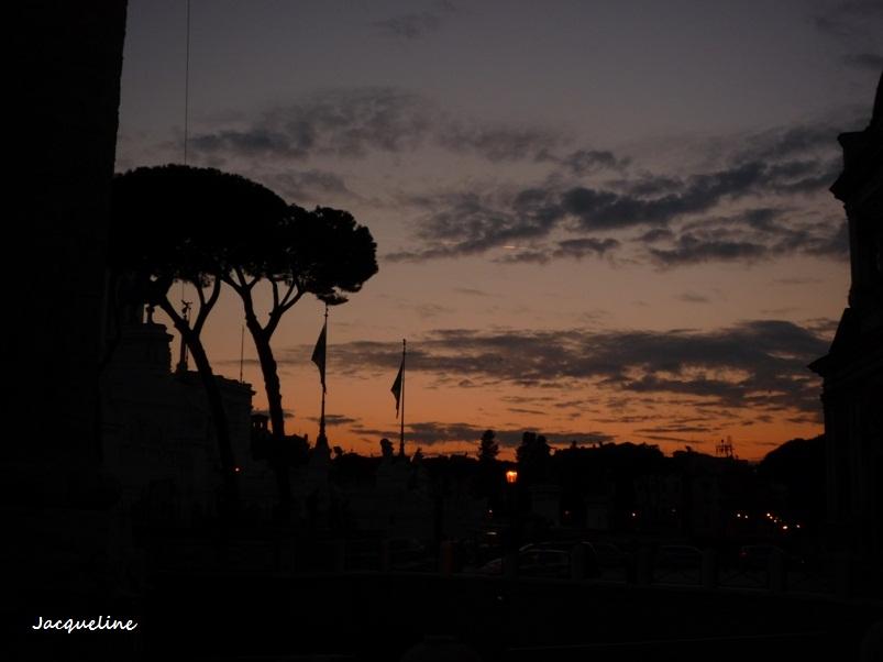 Crepuscule romain