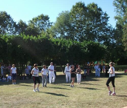 2e Fête des Associations réussie à Terrasson à  l'île de la Vergne