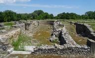 site de Dyon ruines église byzantine